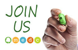 Join the MEDC!