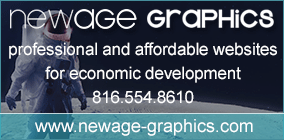 New Age Graphics Website Development for Economic Development